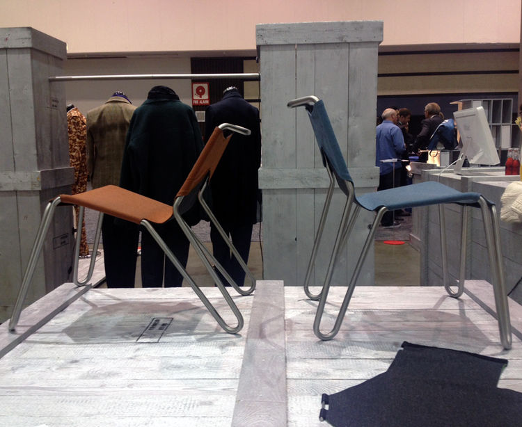 Reversible Chair at Dwell on Design 2012