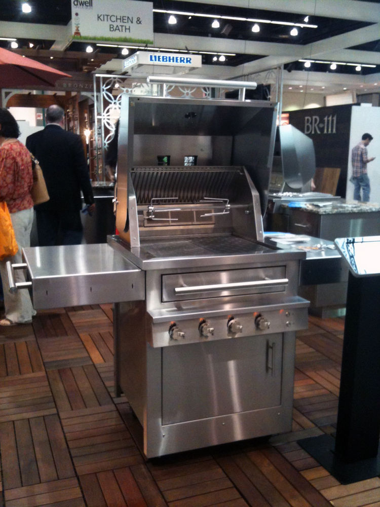 Kalamazoo Grill at Dwell on Design 2012