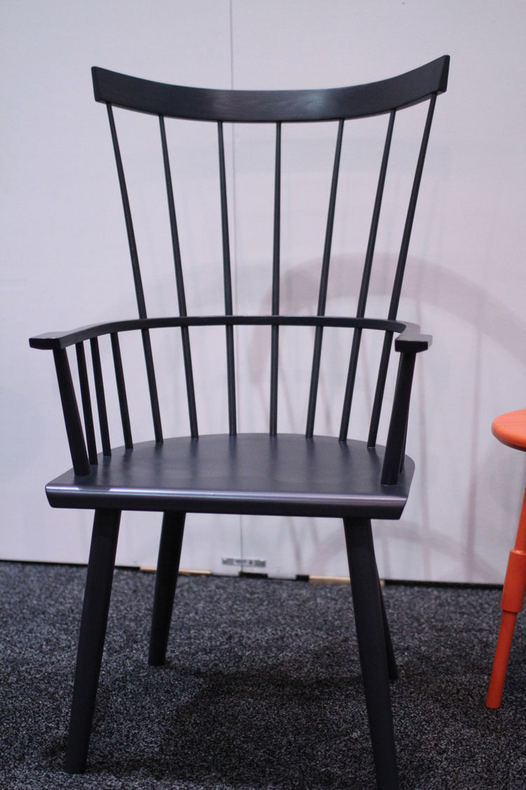 Modern chair at Dwell on Design 2012