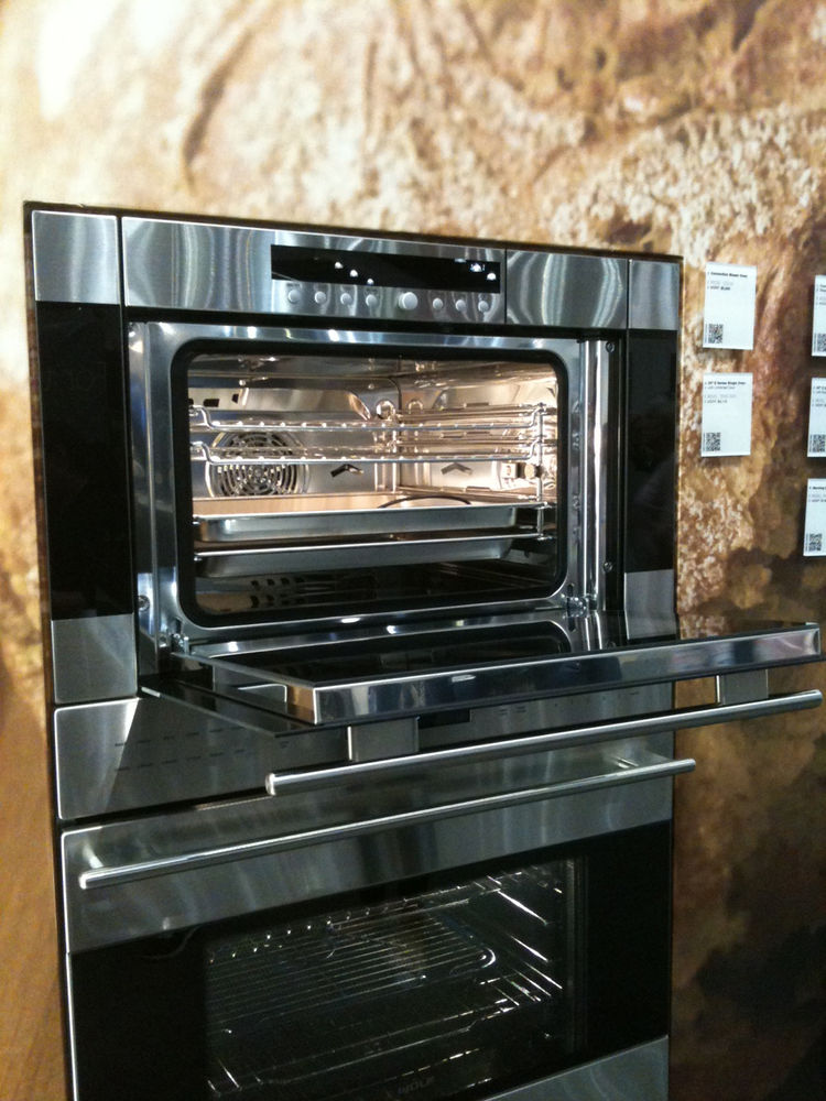 Subzero Steam Convection Oven at Dwell on Design 2012