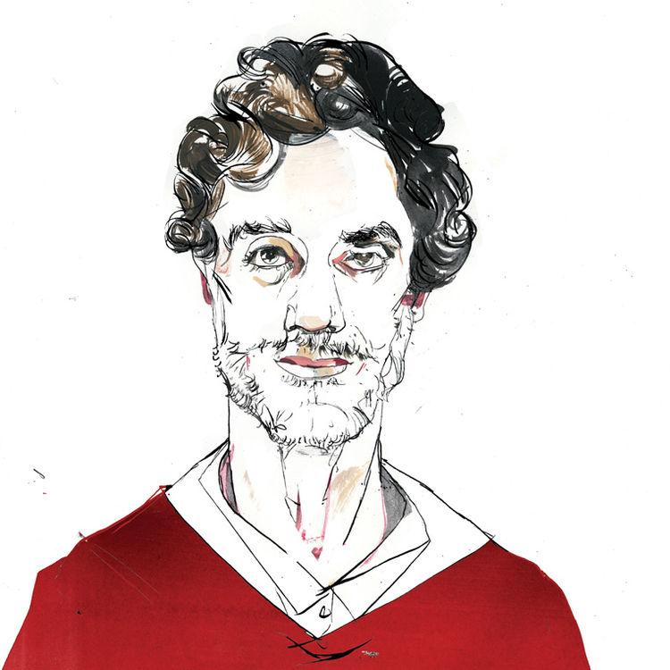 Tomas Alonso illustration by Riccardo Vecchio