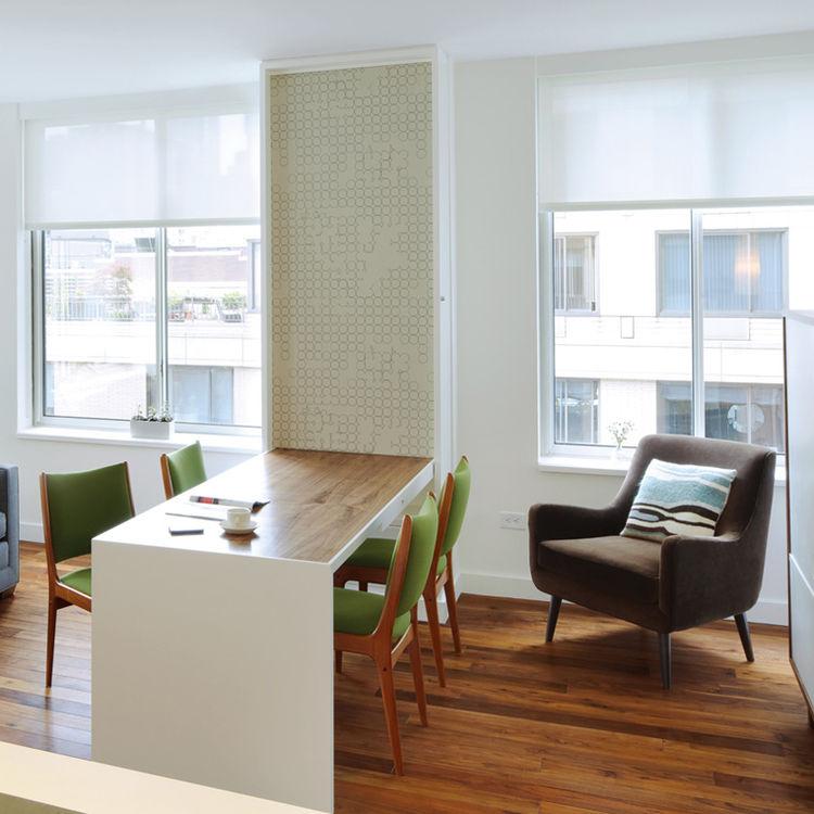 Small apartment in Manhattan New York