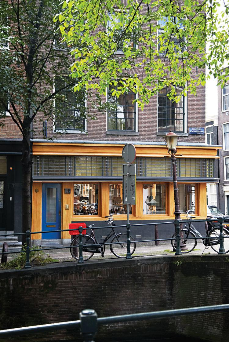 WonderWood shop in Amsterdam