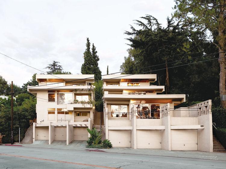 Modern Bubeshko Apartments facade