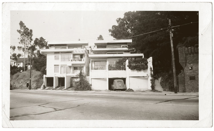 Original Bubeshko Apartments  in Los Angeles, California