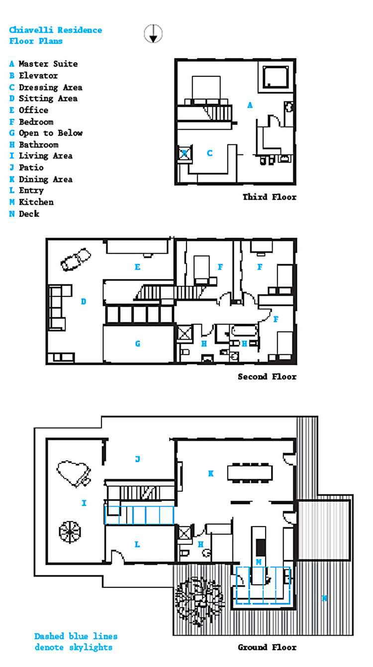 Farmhouse renovation in Italy floor plan