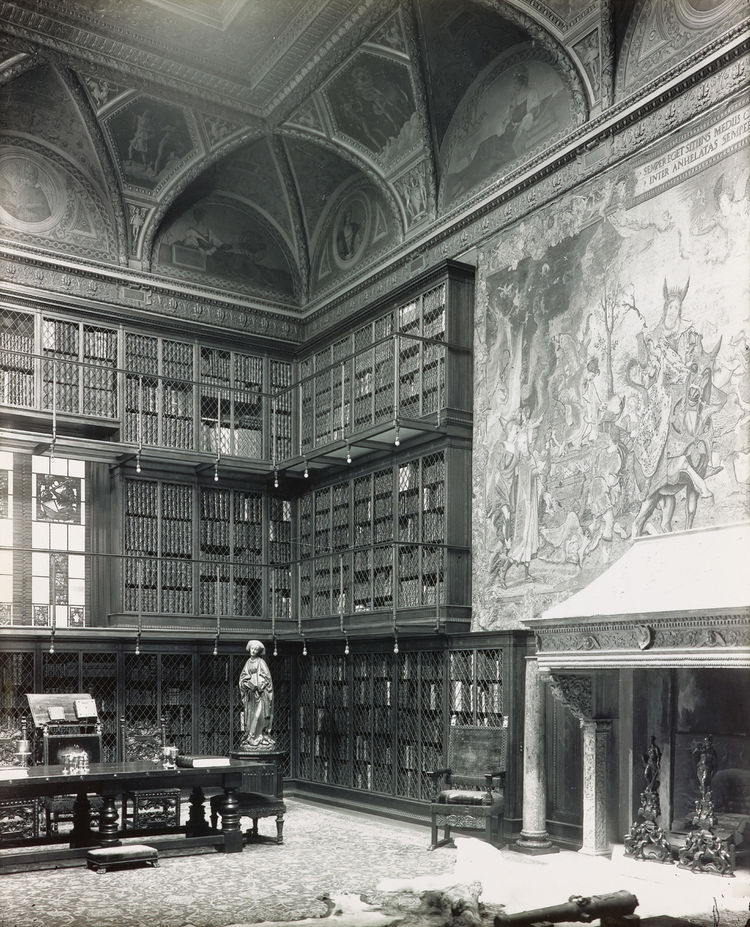 original Morgan Library New York
