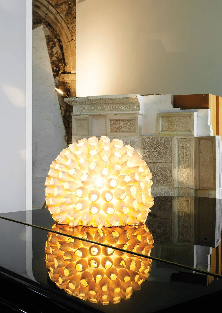 Anemone lamp by Vincon