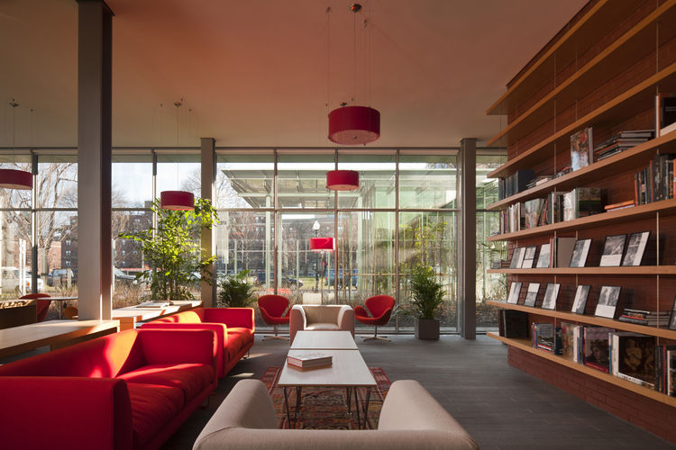 The Living Room designed by Renzo Piano