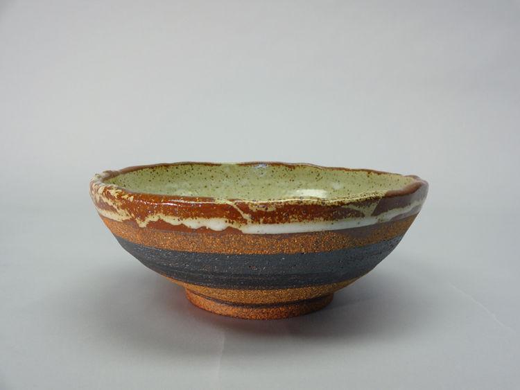 7-Inch Soup Bowl by Chip Burr and Fiorenzo Berardozzi