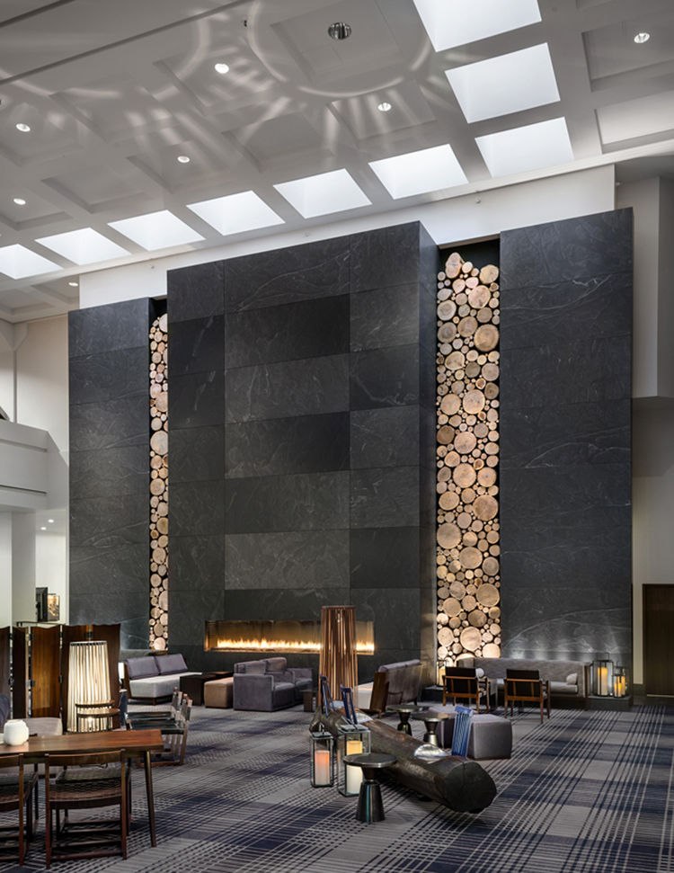 Minneapolis Hyatt Hotel renovation