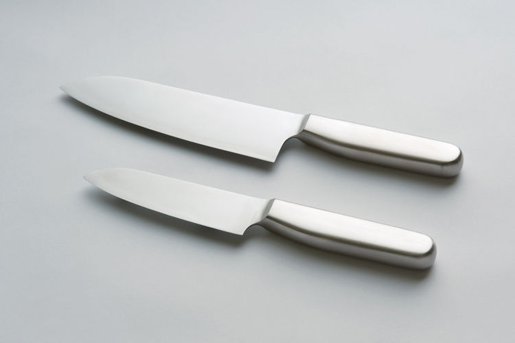 Stainless Steel Knives by Yota Kakuda for MUJI