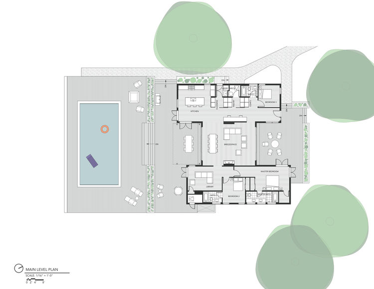 Breezehouse by Blu Homes Floor Plan