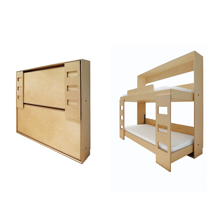 Double Murphy Bed by Casa Kids