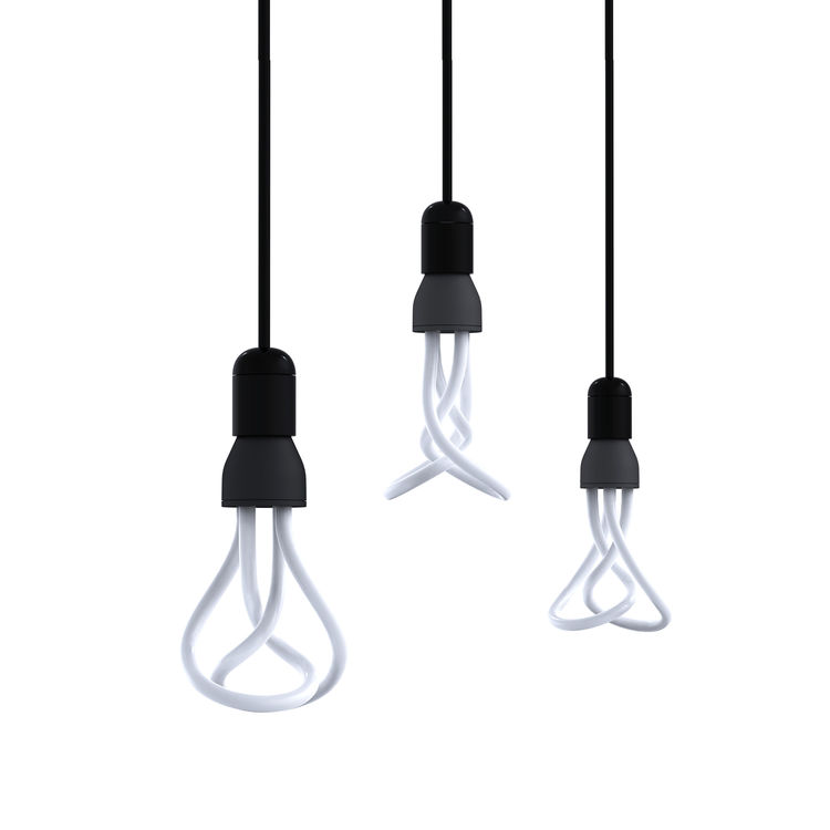 Stylish Energy Saving Lightbulbs by Plumen