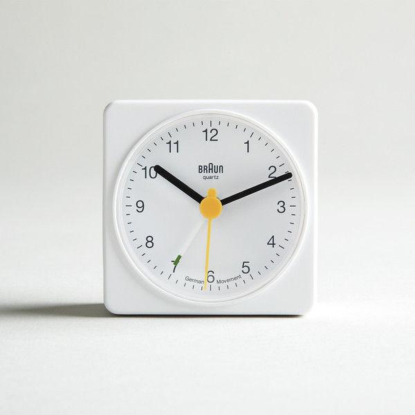 Alarm clock by Braun