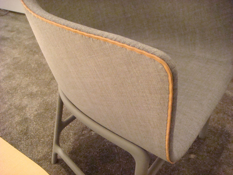 Fritz Hansen Miniscule Chair Best Seating Award ICFF 2012