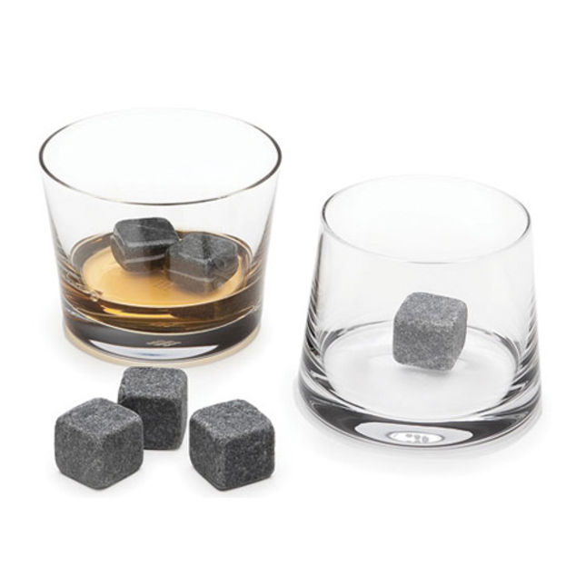 Whisky Stone Set by Teroforma