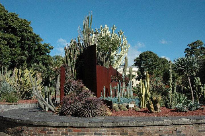 Royal Botanic Gardens in Sydney Australia