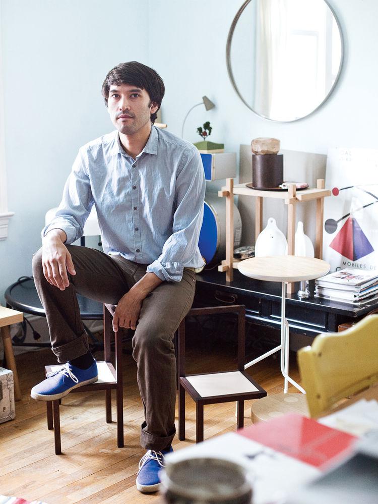 Industrial designer Jonah Takagi