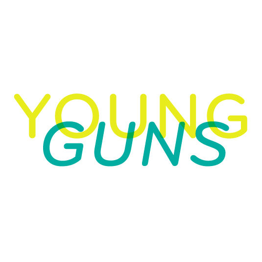 Young Guns Dwell graphic