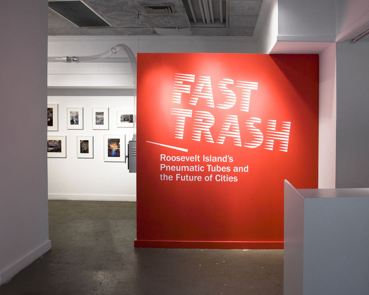 Fast Trash exhibit Project Projects