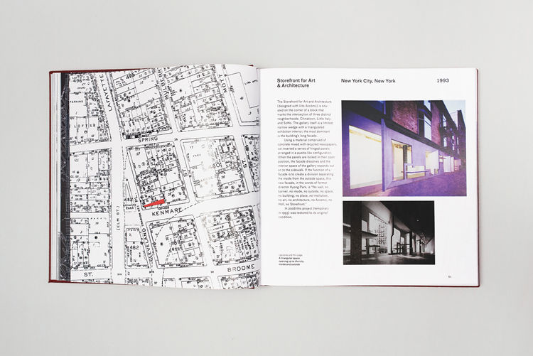 Steven Holl book Urbanisms: Working with Doubt by Project Projects