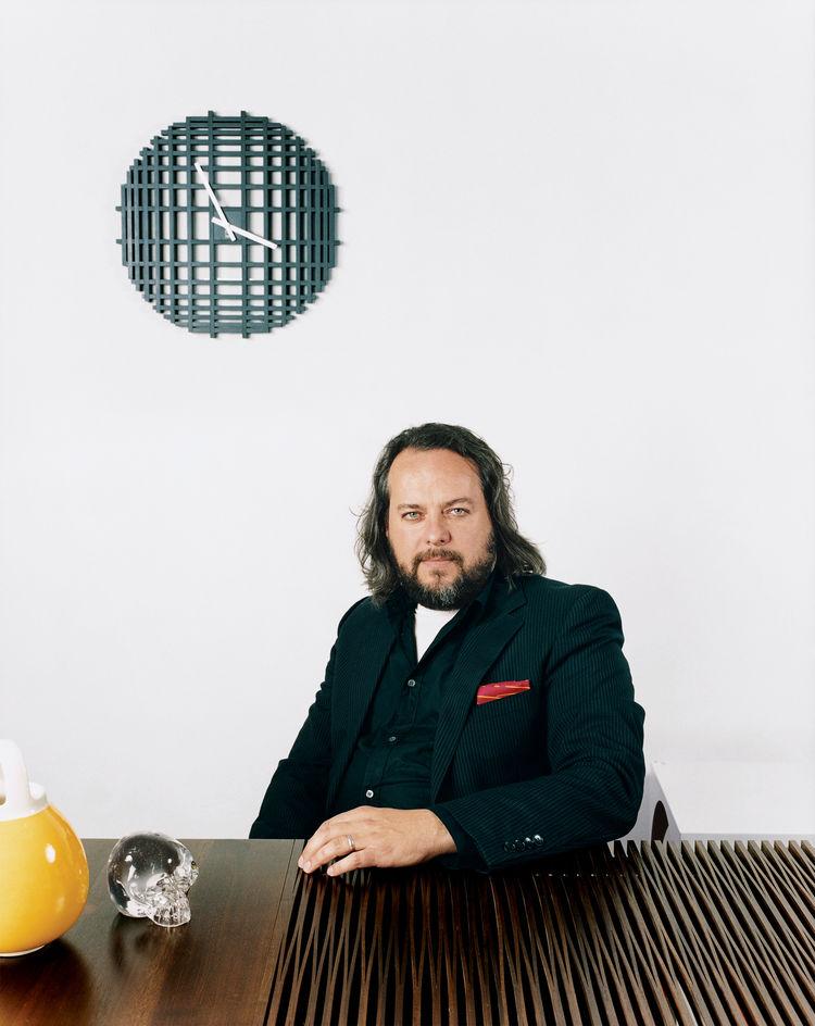 Portrait of Hansen Rich