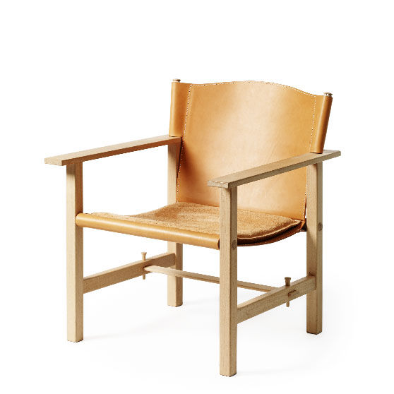 Ferdinand chair by Åke Axelsson for Gärsnäs