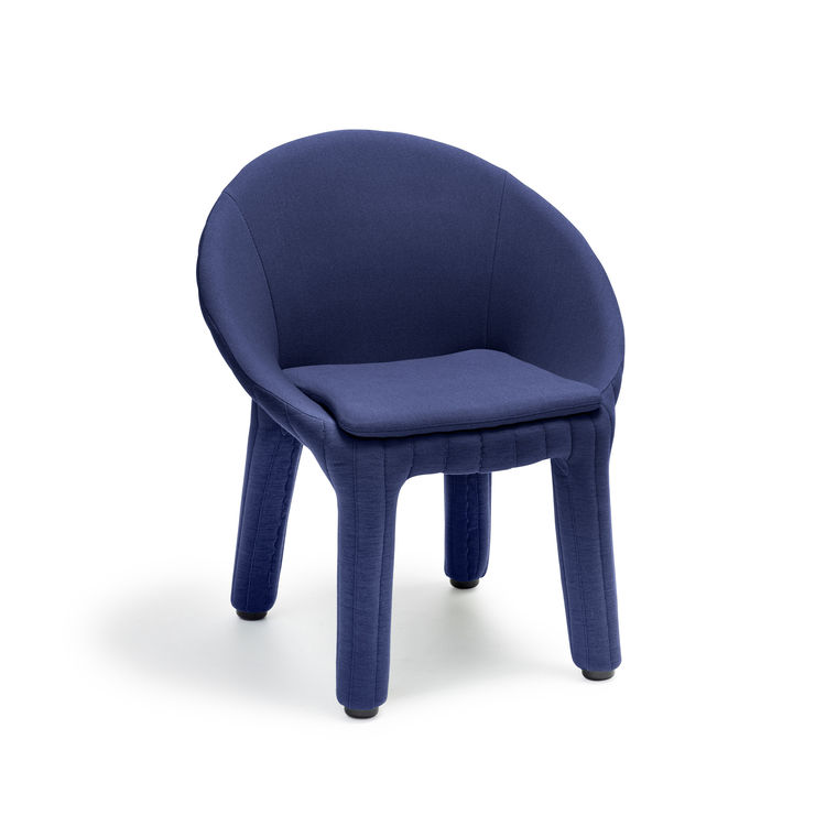 Coupe chair by Läufer + Keichel for Offect