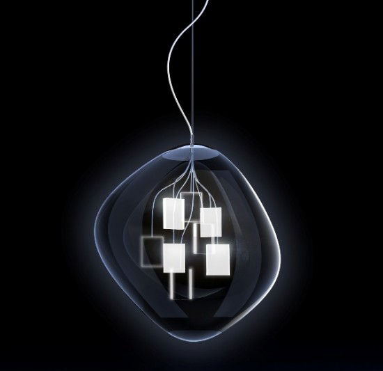 Spore Light by Massimo Iosa Ghini