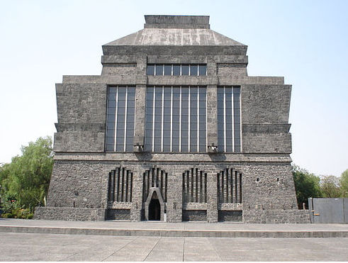 Anahuacalli Museum in Mexico City