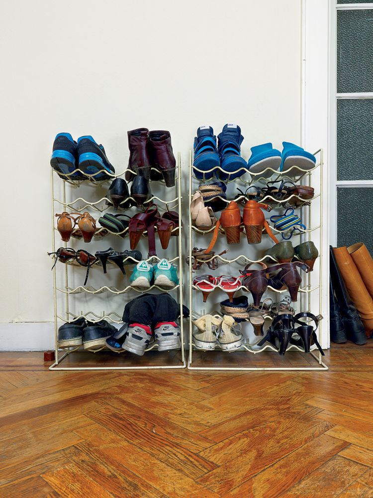 Wine rack shoe rack