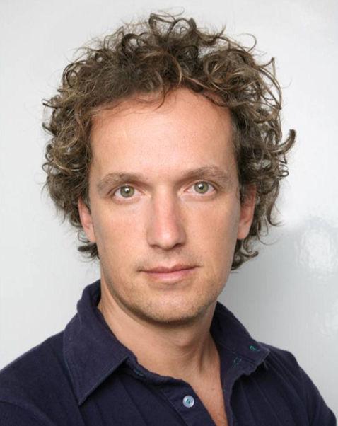 Portrait of designer Yves Behar