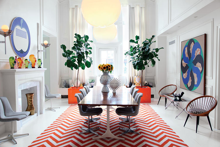 Jonathan Adler showroom