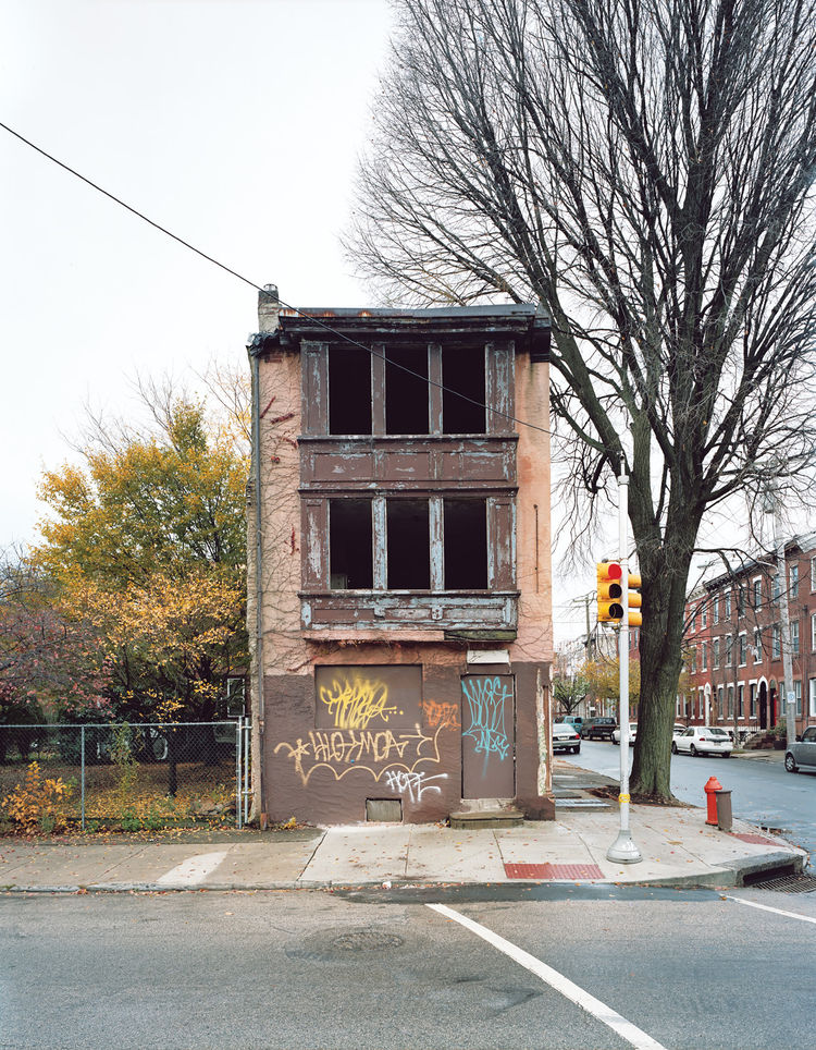East Kensington neighborhood in Philadelphia