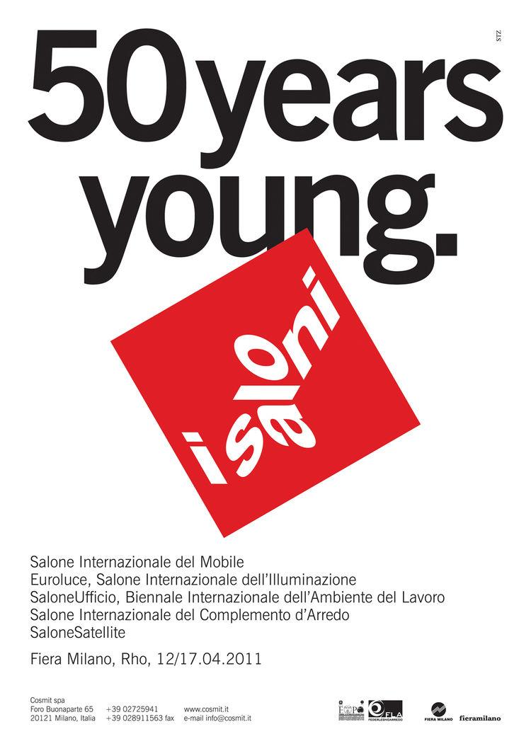 Salone Internazionale del Mobile 2011 poster