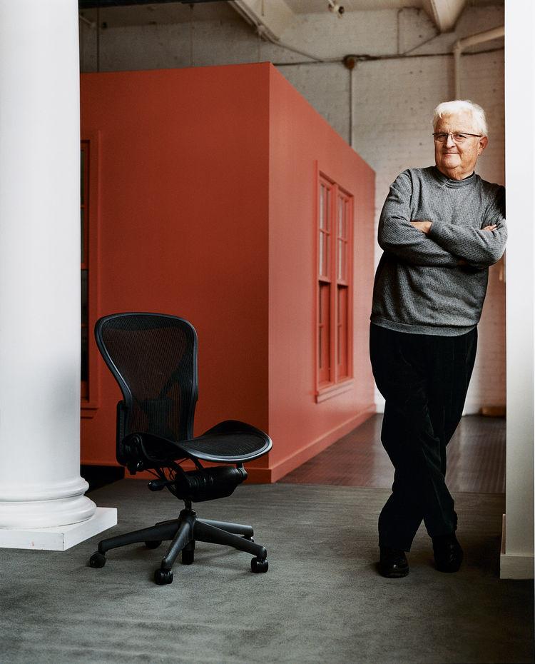 Designer Bill Stumpf