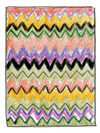 Missoni textile rug