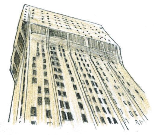Torre Velasca illustration