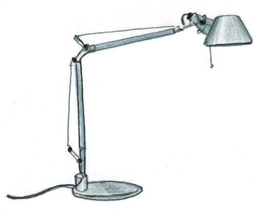 Tolomeo Lamp by Giancarlo Fassina and Michele De Lucchi