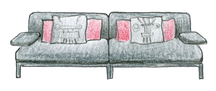 Fergana Collection by Moroso