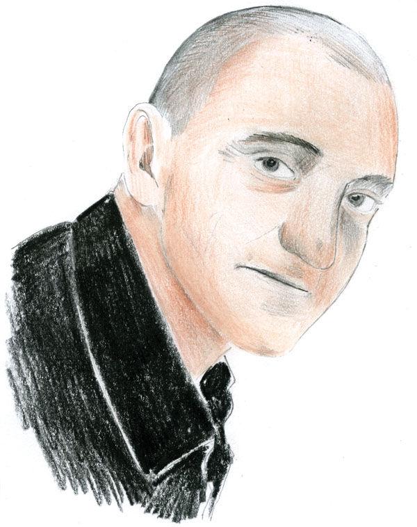Rodolfo Dordoni Minotti portrait