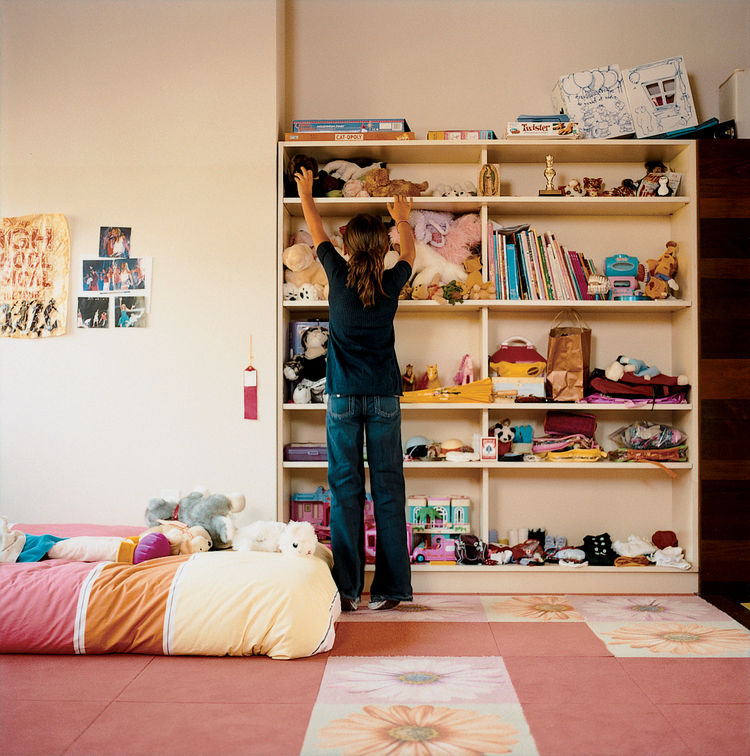 Olivia's bedroom.