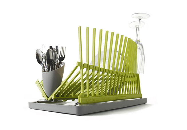 High & Dry Dishrack by Black + Blum