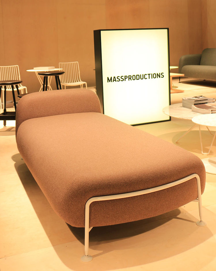 Mega Daybed by Chris Martin