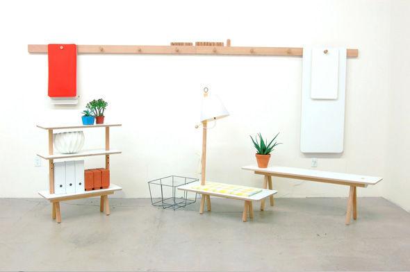 Peg Series by Studio Gorm