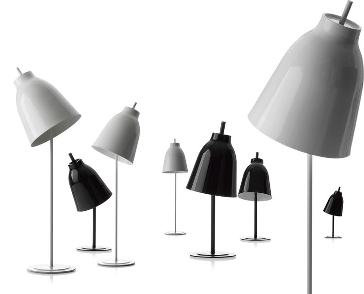 Caravaggio lamps by Cecilie Manz for Light Years. These come in a hanging variety as well.