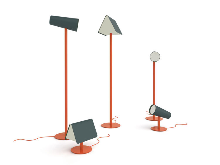 Landmarks lamps by Sylvain Willenz for Established & Sons.