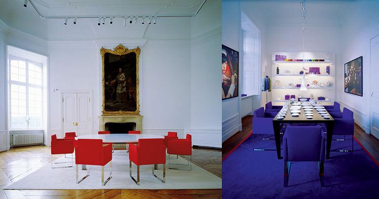 Interiors of Schloss Harkotten by Sieger Design